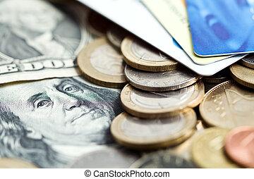 geld, concept