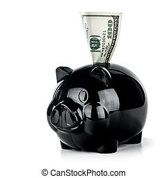 geld, concept, sparen