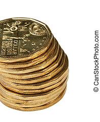 geld, dollars, -, canadees