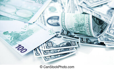 geld, eurobiljet