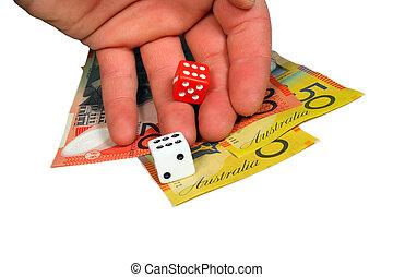 geld, gokken