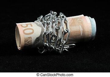 geld, kettingen