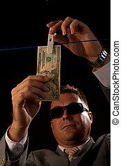geld laundering
