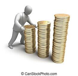 Kriminell Geld Machen