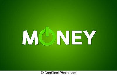 geld, macht
