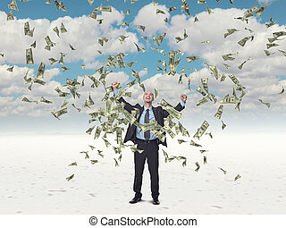 geld man