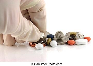 geld, oder, medizinprodukt, 3, ??