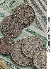 geld, oud