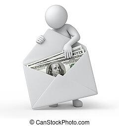 geld umschlag