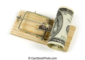 geld val
