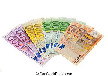 geld, van, de, europeaan, union.