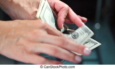 geld, zählen