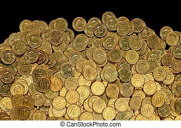 geldmünzen, zehn