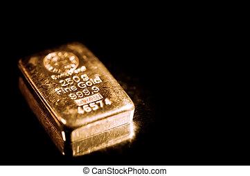 geldstrafe, gold