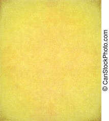 gele, geverfde, papier, achtergrond