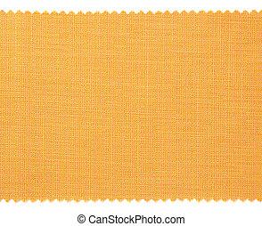 gele, stoffenmonster, stalen, textuur