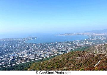 View of Gelendzhik