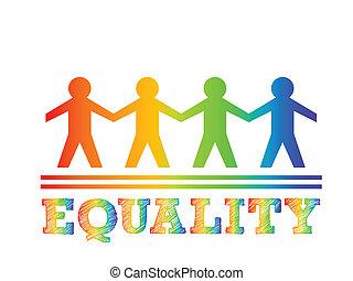 gelijkheid
