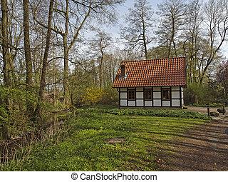 Gellenbecker mill in Germany - Gellenbecker M?hle in Hagen...