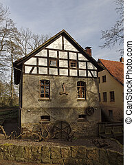 Gellenbecker mill in Germany
