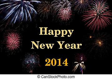 gelukkig nieuwjaar, 2014