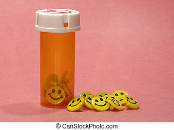 gelukkige pillen