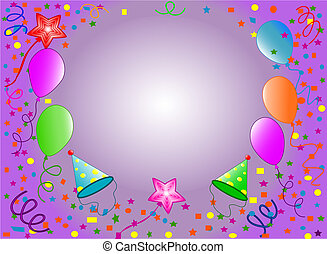 gelukkige verjaardag, achtergrond