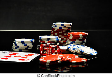 geluksspelletjes, spelen, roulette, casino