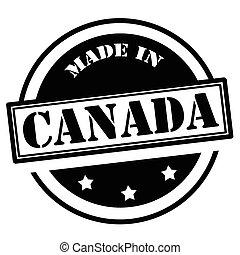 gemaakt, canada
