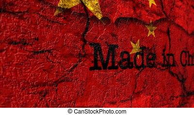 gemaakt, china