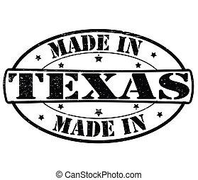 gemaakt, texas
