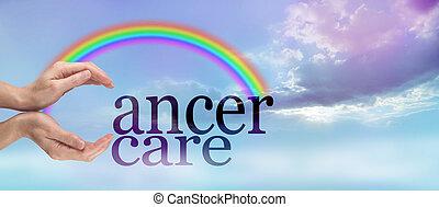 gematigd, kanker, care