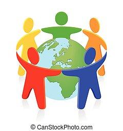 Gemeinsame Welt.eps