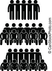 gemeinschaftsarbeit, mannschaft, mannschaftskamerad, gruppe