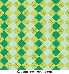 gemengd, trui, groene, kleuren, textuur