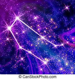 gemini, constellatie