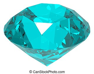 gemstone vector illustration