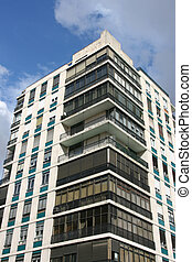 genérico, arquitectura moderna