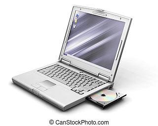 genérico, computador portatil