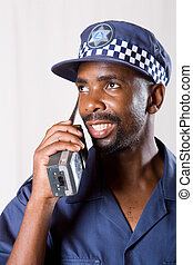gendarme, communiquer