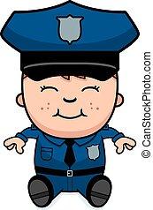 gendarme, séance