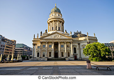 gendarmenmarkt, -, berlín, alemania