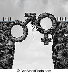 Gender Conflict - Gender conflict and equality social issue...