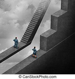 Gender Discrimination - Gender discrimination and sexism...