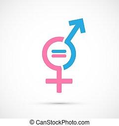gender equality logo
