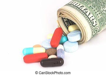 geneeskunde, duur