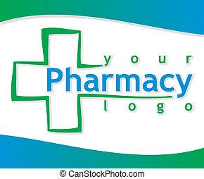 geneeskunde, vector, pictogram