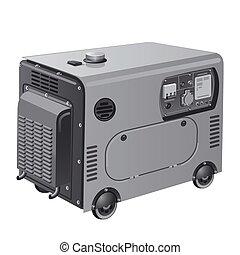 generador de la energía