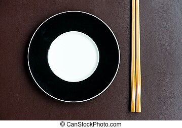 General dinner and lunch set with chop stick, can be use for...