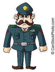 general, ejército